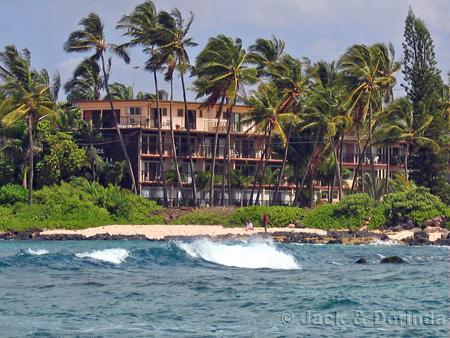 Kauai Beach Condo Als Garden And Pool Area Pictures